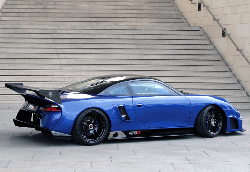 2009 9ff GT9-R Porsche